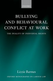 bullying and behavioural conflict