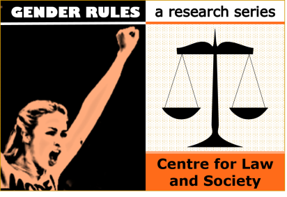 Gender rules logo